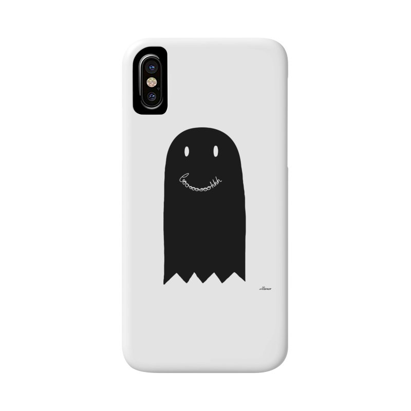 Boooh Accessories Phone Case by villaraco's Artist Shop