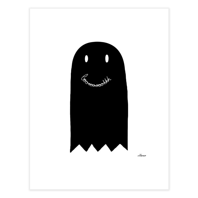Boooh Home Fine Art Print by villaraco's Artist Shop