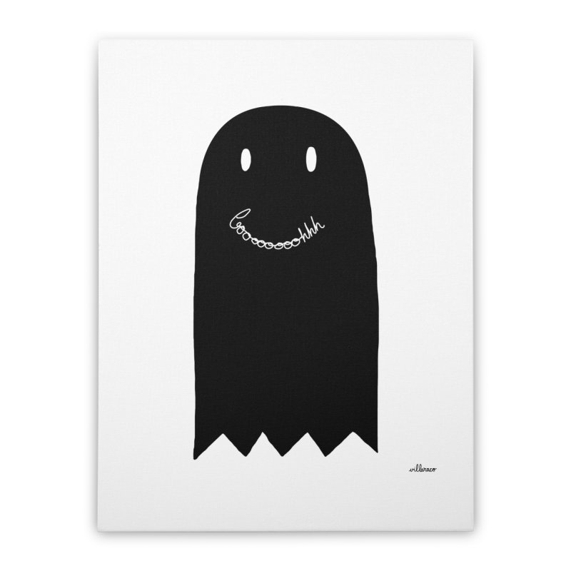 Boooh Home Stretched Canvas by villaraco's Artist Shop