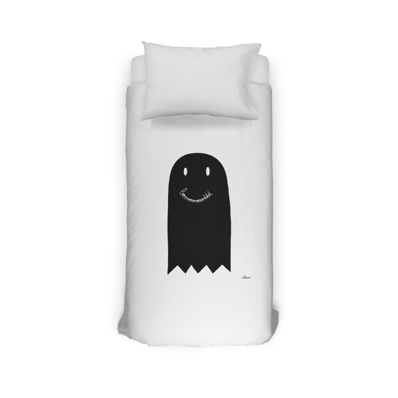 Boooh Home Duvet by villaraco's Artist Shop