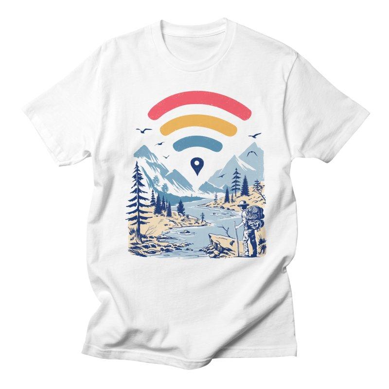 Internet Explorer Women's Regular Unisex T-Shirt by Vincent Trinidad Art