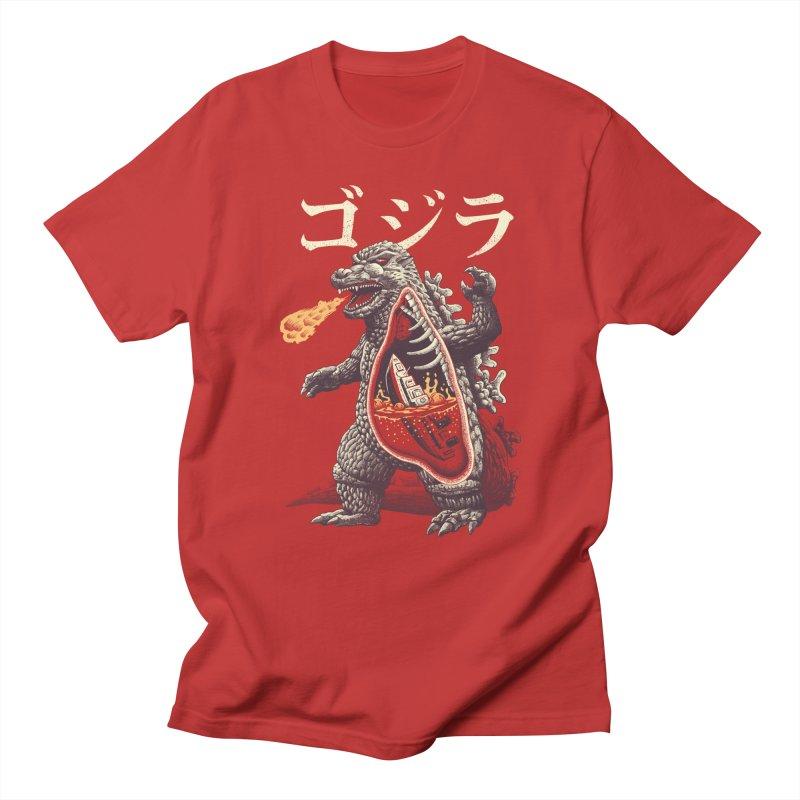 A Kaiju's Anatomy Women's Regular Unisex T-Shirt by Vincent Trinidad Art