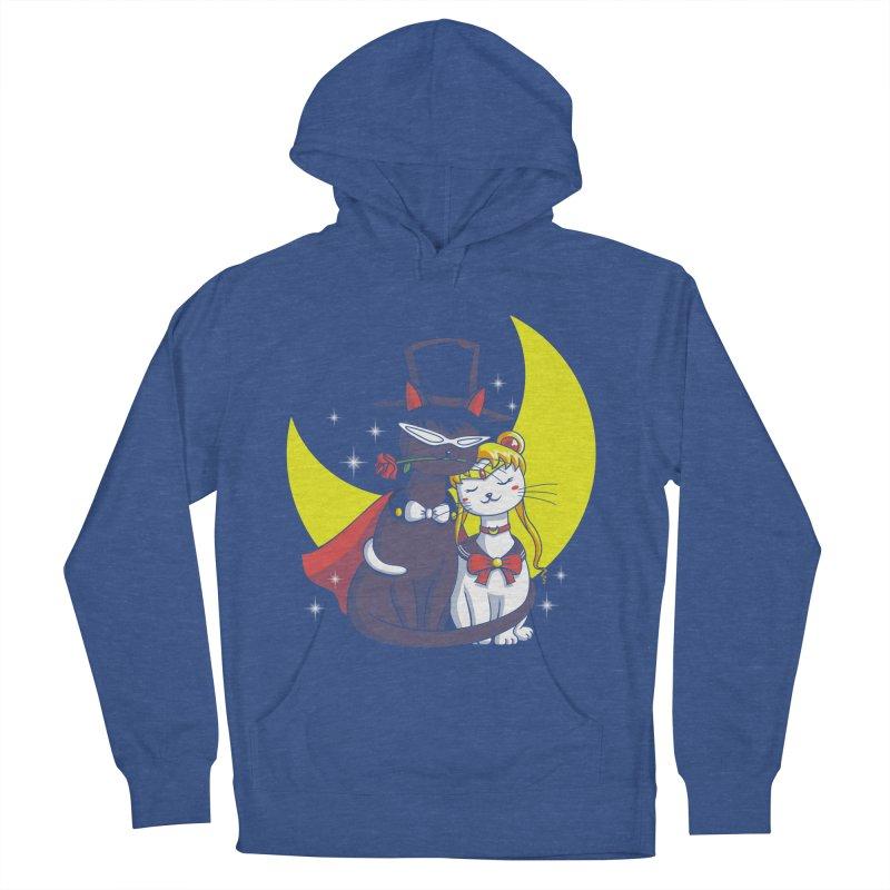Moonlight Cats Women's Pullover Hoody by vincenttrinidad's Artist Shop