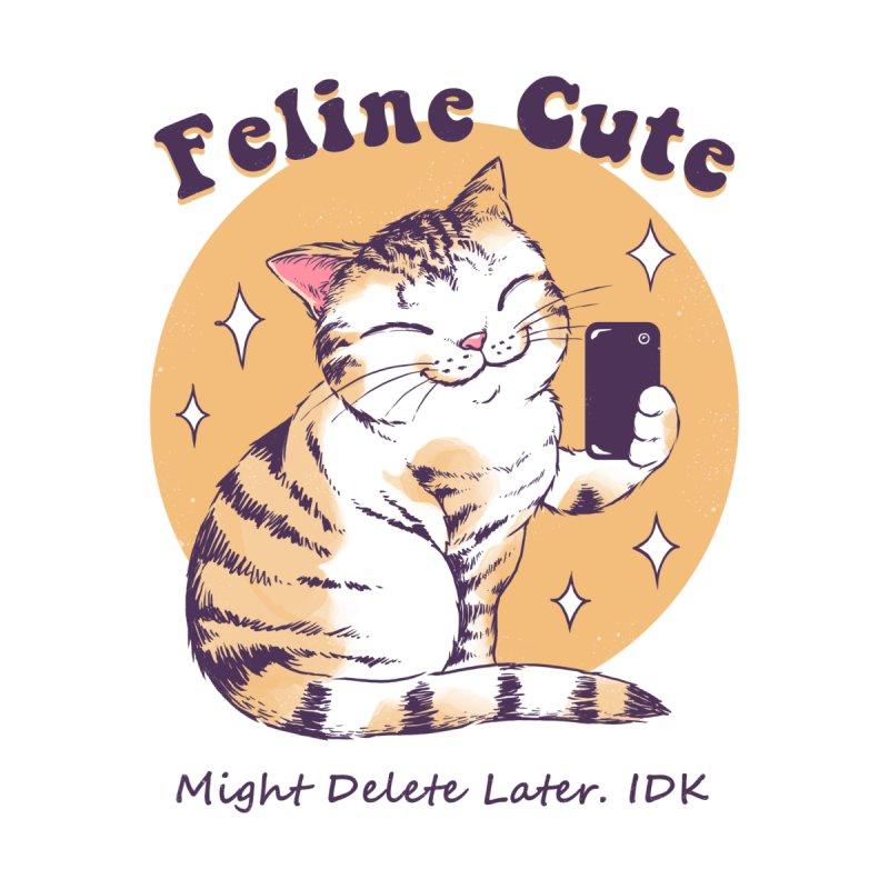 Feline Cute Challenge by Vincent Trinidad Art