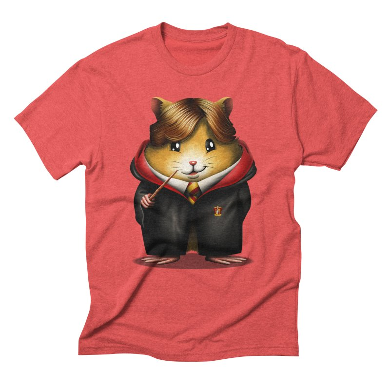 Rondent Weasley Men's Triblend T-shirt by vincenttrinidad's Artist Shop