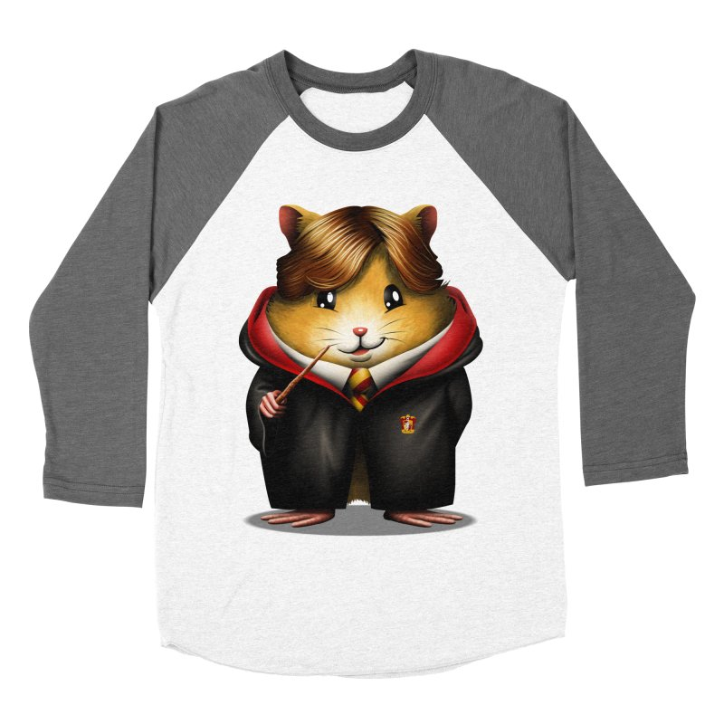 Rondent Weasley Men's Baseball Triblend T-Shirt by vincenttrinidad's Artist Shop
