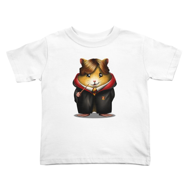 Rondent Weasley Kids Toddler T-Shirt by vincenttrinidad's Artist Shop