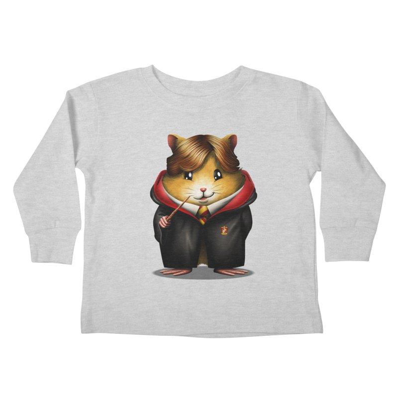 Rondent Weasley Kids Toddler Longsleeve T-Shirt by vincenttrinidad's Artist Shop