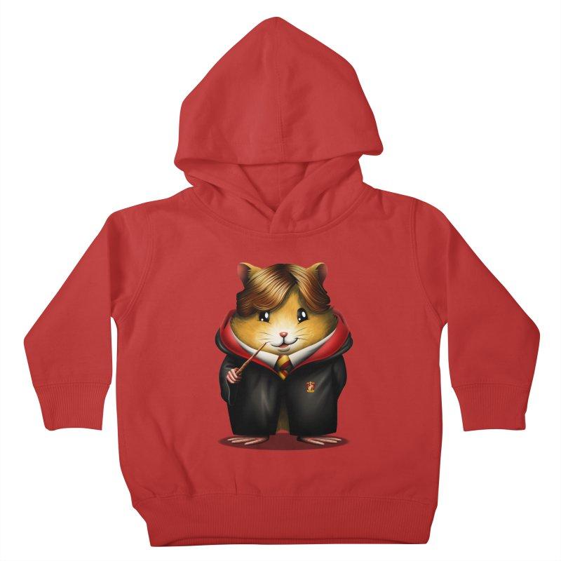 Rondent Weasley Kids Toddler Pullover Hoody by vincenttrinidad's Artist Shop