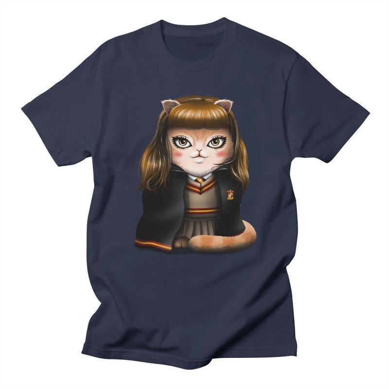 Hermeowne Men's T-shirt by vincenttrinidad's Artist Shop