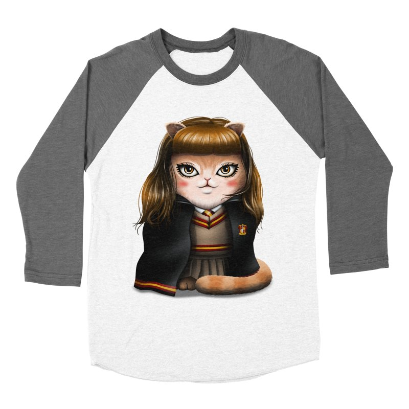 Hermeowne Women's Baseball Triblend T-Shirt by vincenttrinidad's Artist Shop