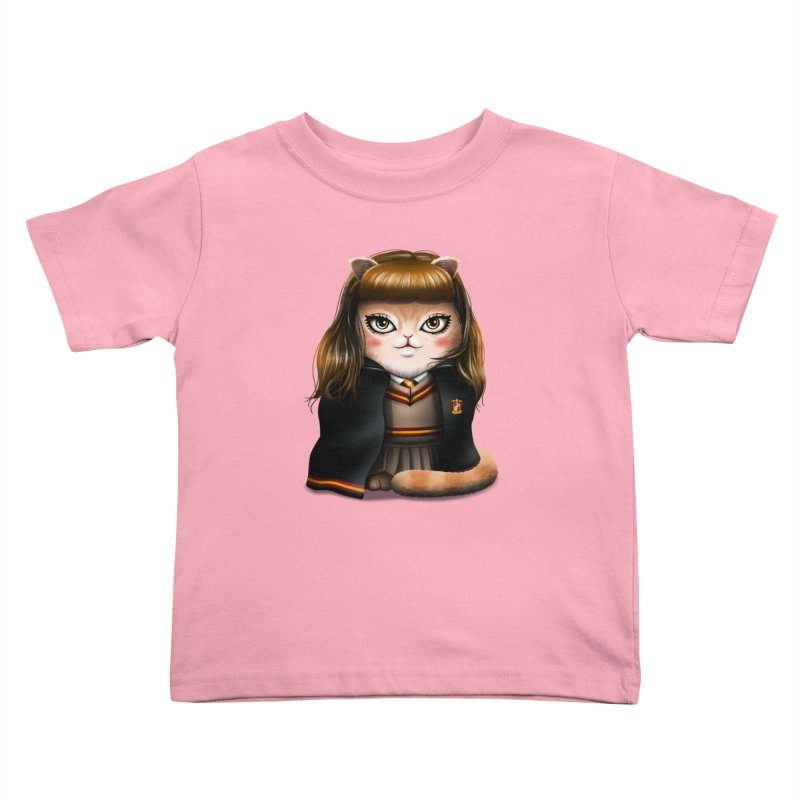 Hermeowne Kids Toddler T-Shirt by vincenttrinidad's Artist Shop