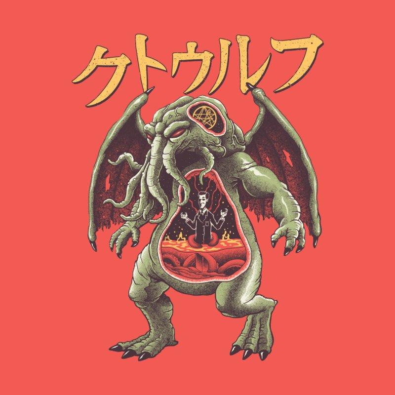 Kaiju Cthulhu by Vincent Trinidad Art