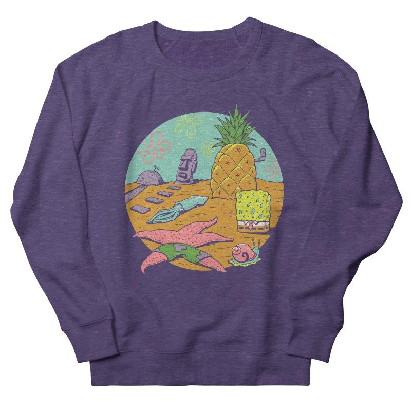 Nautical Nonsense Women's French Terry Sweatshirt by Vincent Trinidad Art
