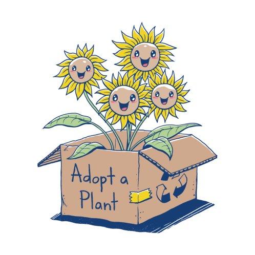 Design for Adopt a Plant