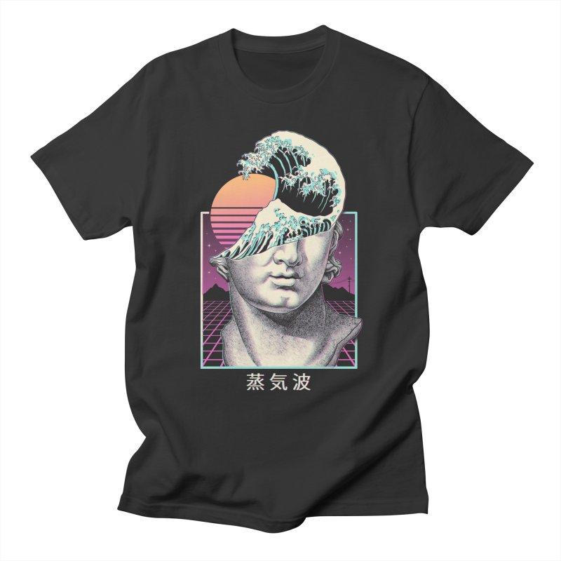 Great Vaporwave Men's T-Shirt by Vincent Trinidad Art