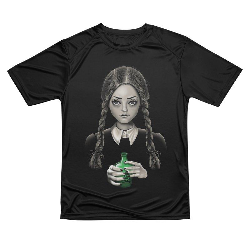 Death Bores Me Women's Performance Unisex T-Shirt by Vincent Trinidad Art