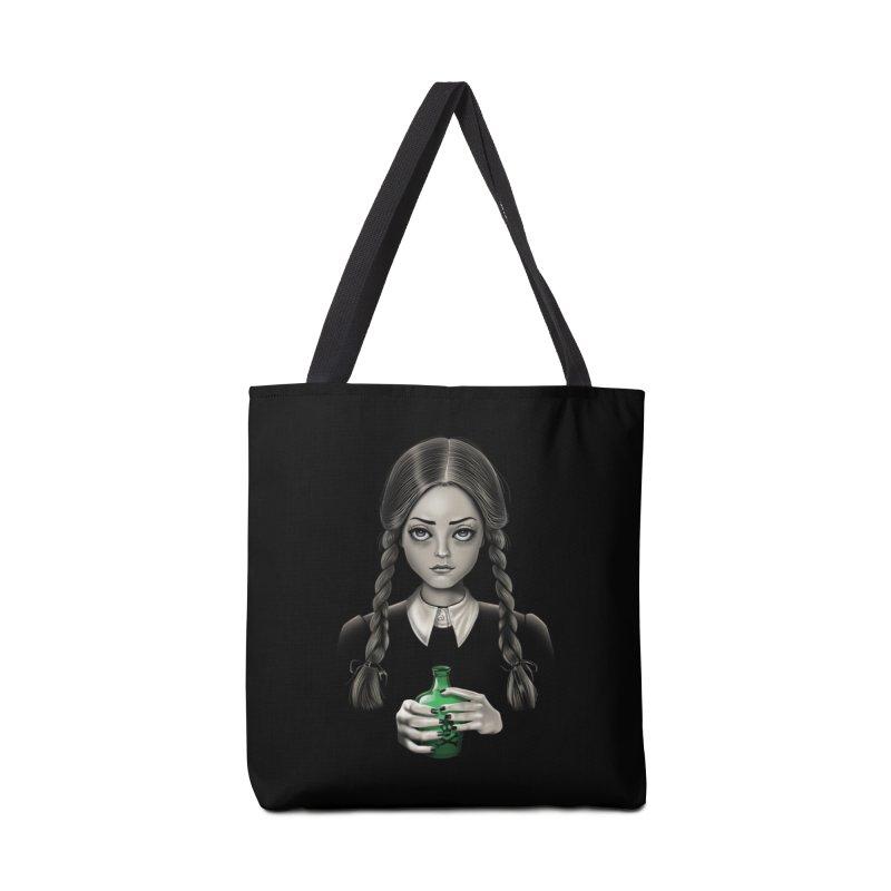 Death Bores Me Accessories Tote Bag Bag by Vincent Trinidad Art