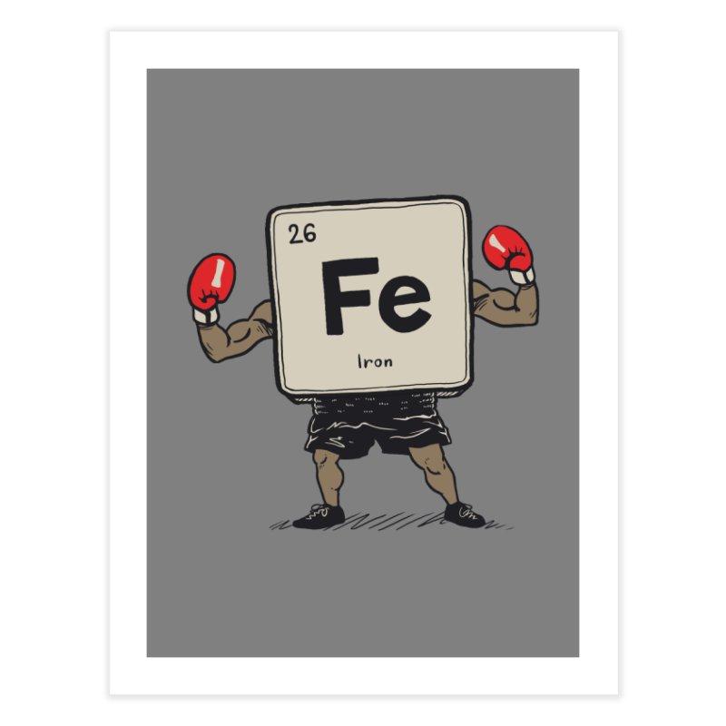 Iron the Boxer Home Fine Art Print by Vincent Trinidad Art