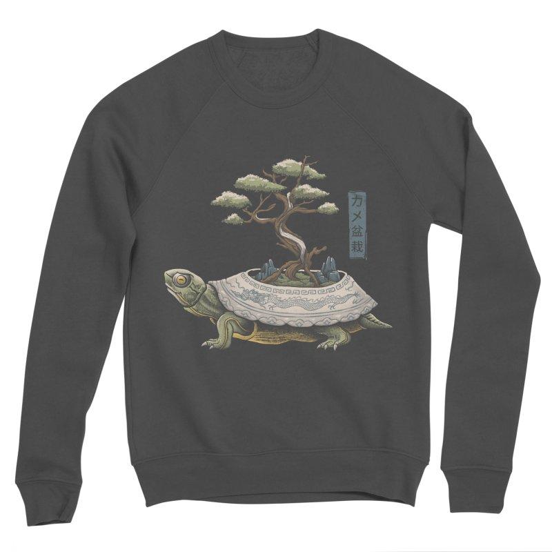 The Legendary Kame Men's Sponge Fleece Sweatshirt by Vincent Trinidad Art