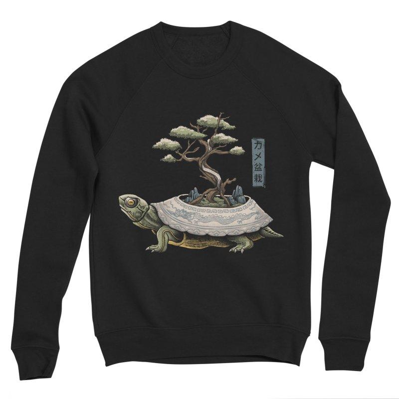The Legendary Kame Women's Sponge Fleece Sweatshirt by Vincent Trinidad Art