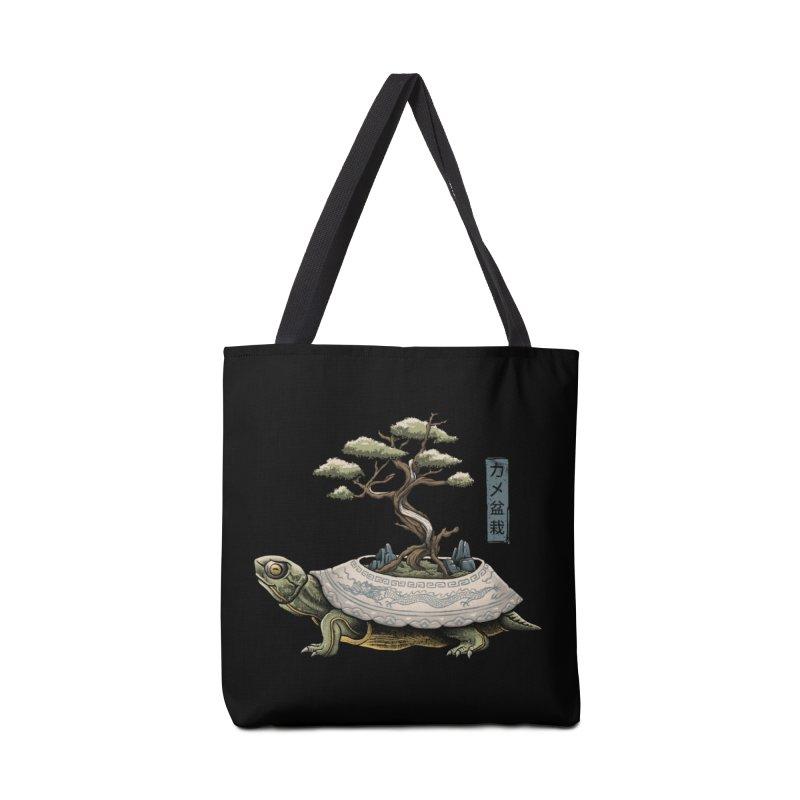 The Legendary Kame Accessories Tote Bag Bag by Vincent Trinidad Art