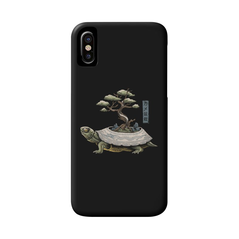The Legendary Kame Accessories Phone Case by Vincent Trinidad Art