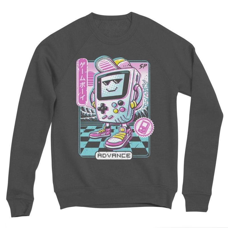 Gamer Boy Men's Sponge Fleece Sweatshirt by Vincent Trinidad Art