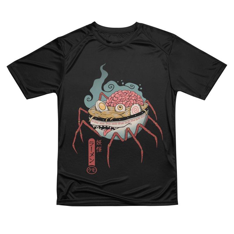 Yokai Ramen Women's Performance Unisex T-Shirt by Vincent Trinidad Art