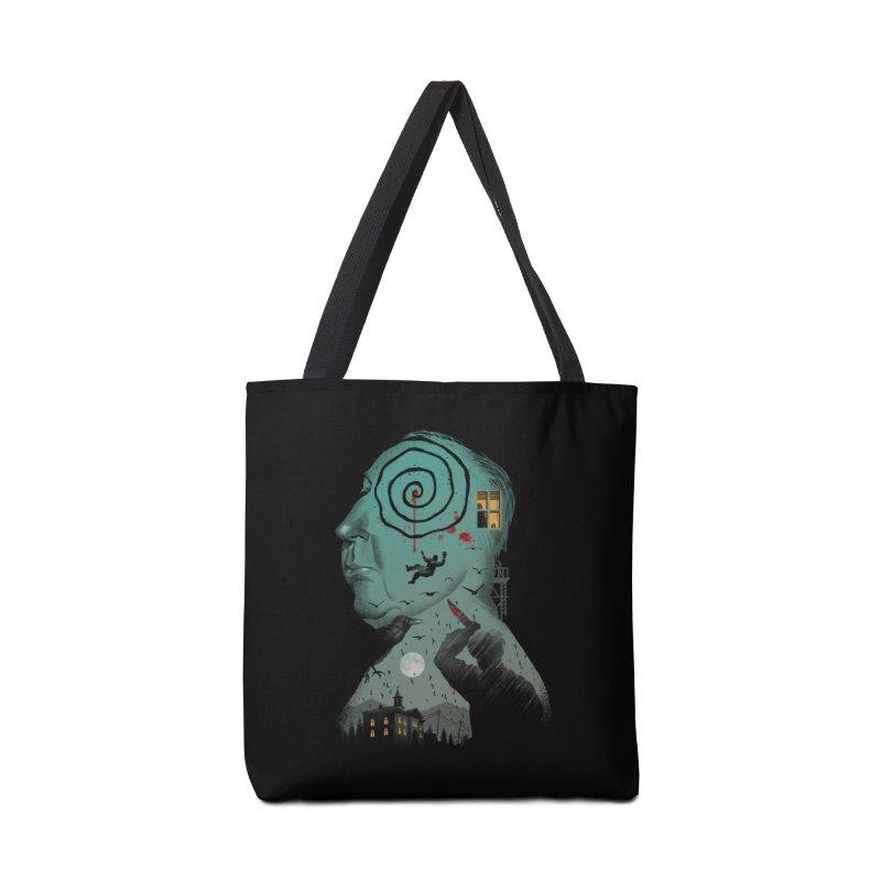 Master of Suspense Accessories Tote Bag Bag by Vincent Trinidad Art