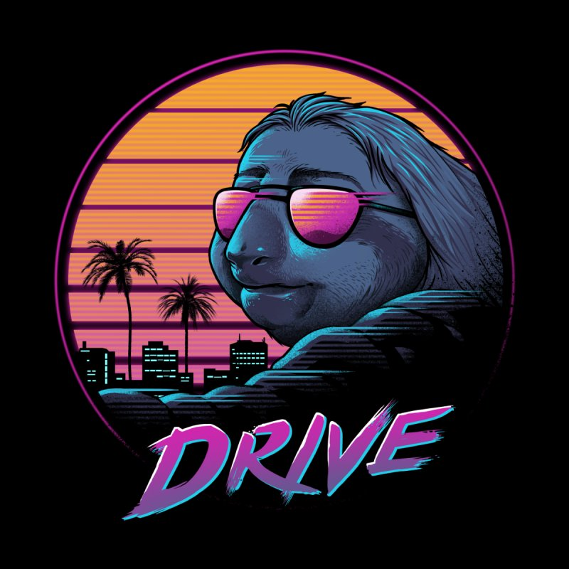 Slow Drive by Vincent Trinidad Art