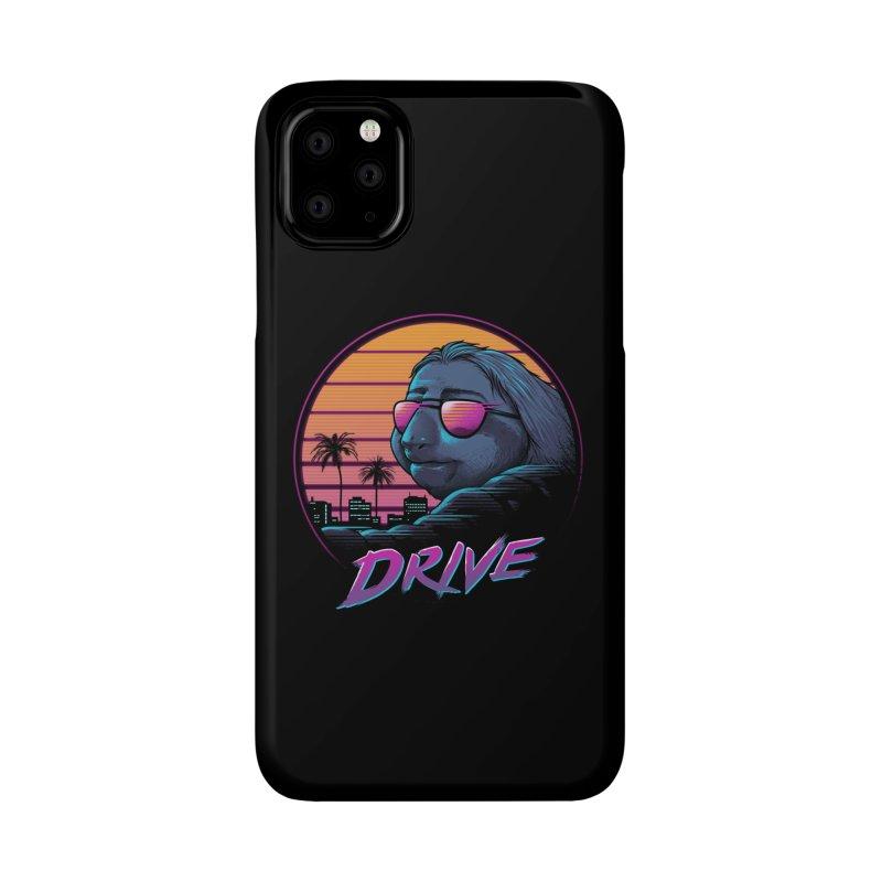 Slow Drive Accessories Phone Case by Vincent Trinidad Art
