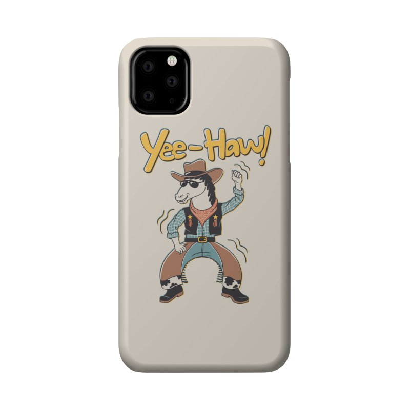 Horsing Around Accessories Phone Case by Vincent Trinidad Art