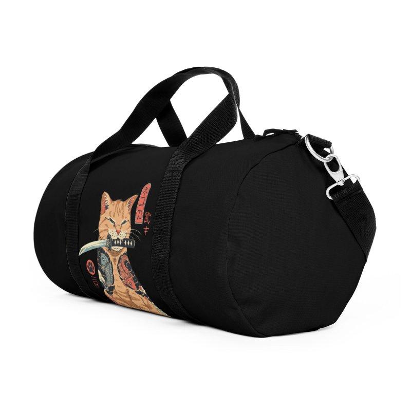 Catana Accessories Bag by Vincent Trinidad Art