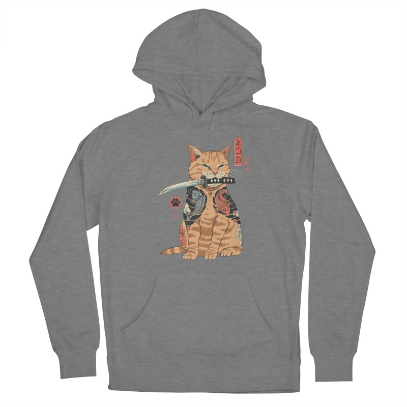 Catana Women's Pullover Hoody by Vincent Trinidad Art