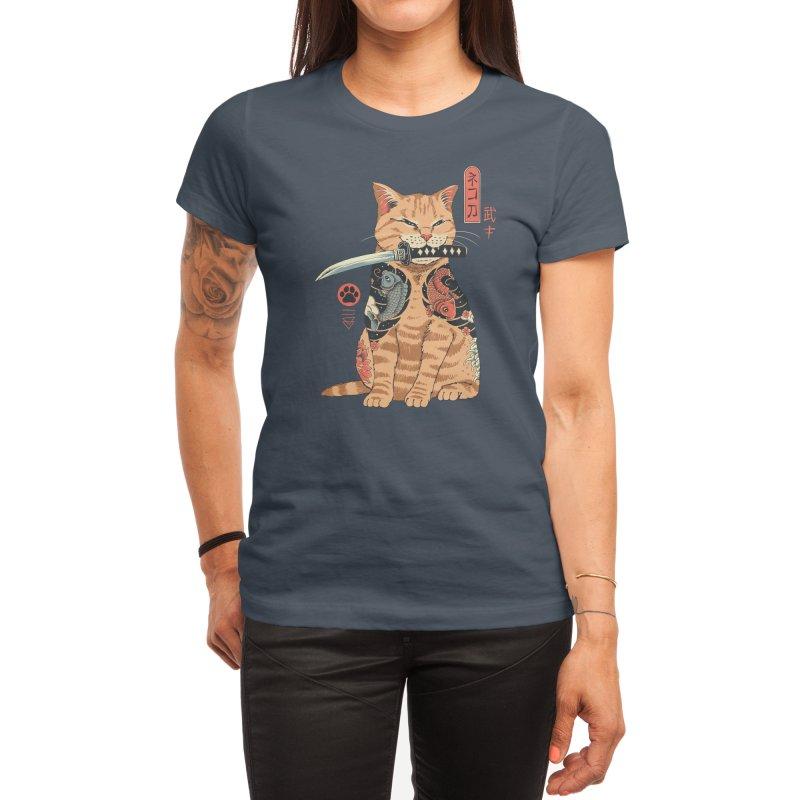 Catana Women's T-Shirt by Vincent Trinidad Art