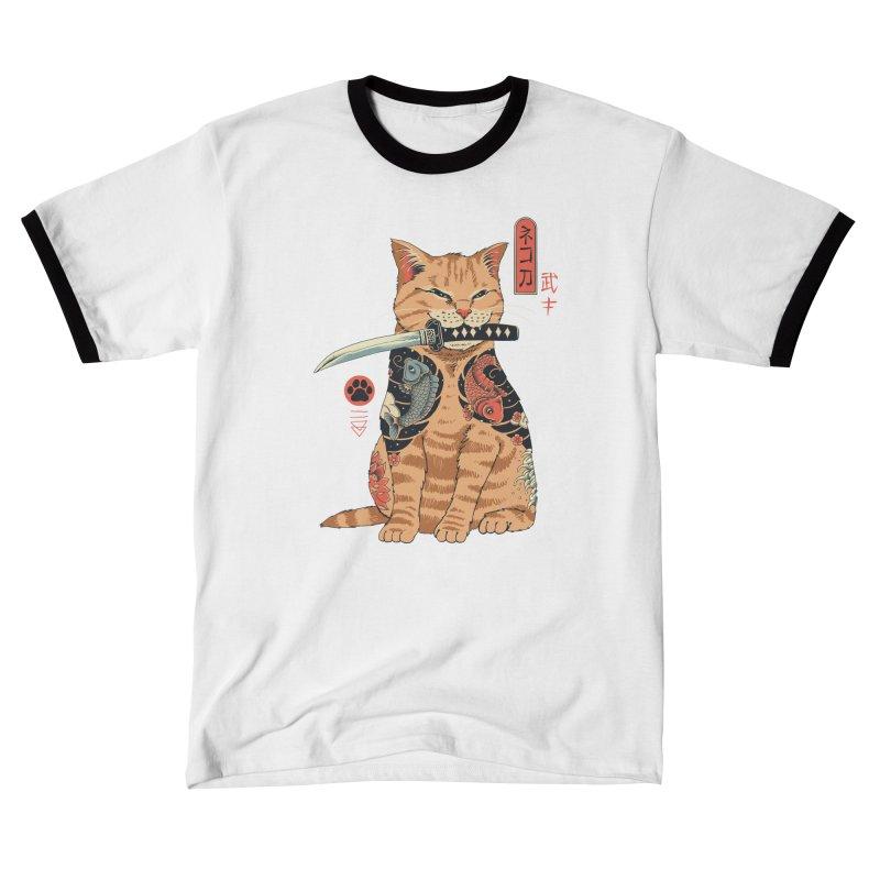 Catana Men's T-Shirt by Vincent Trinidad Art