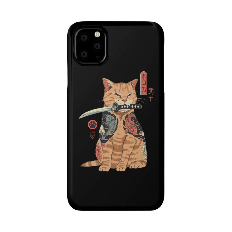 Catana Accessories Phone Case by Vincent Trinidad Art