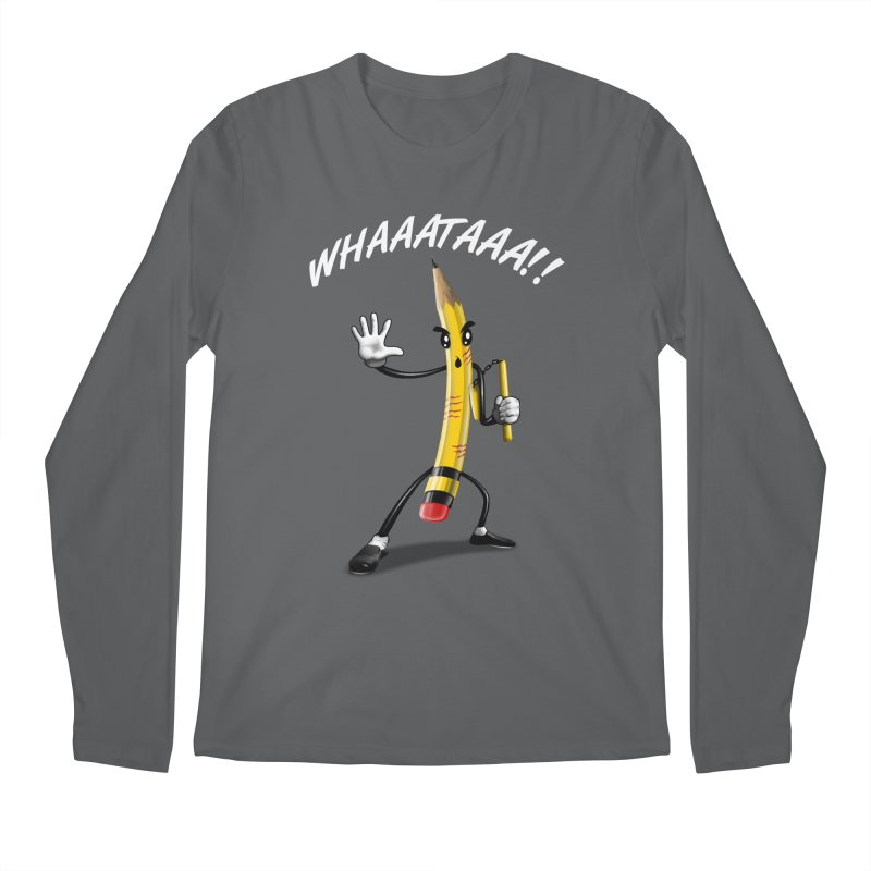 Whaaataaa!! Men's Longsleeve T-Shirt by vincenttrinidad's Artist Shop