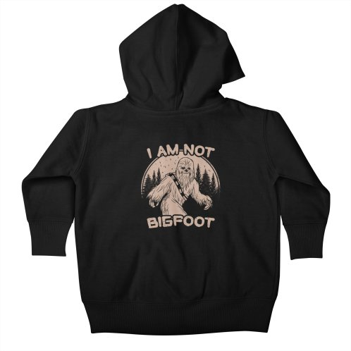 image for I Am Not Big Foot