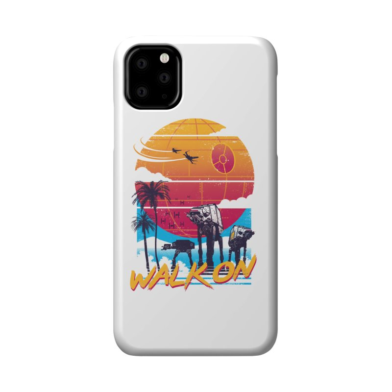 Walk On Accessories Phone Case by Vincent Trinidad Art