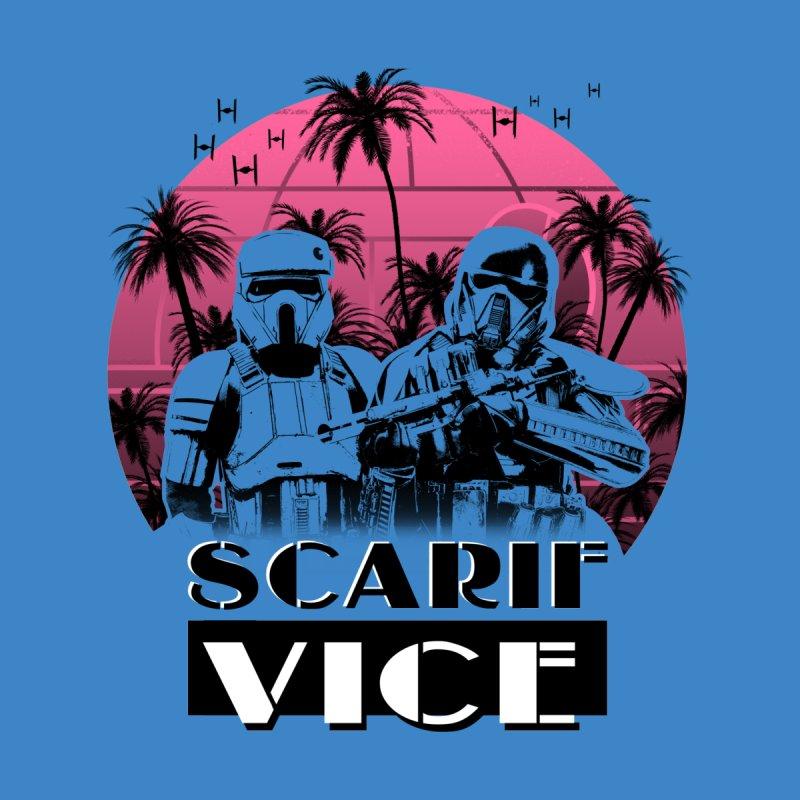 Scarif Vice Men's Baseball Triblend T-Shirt by vincenttrinidad's Artist Shop