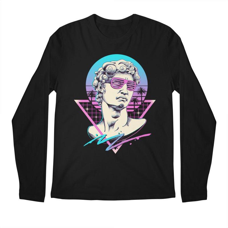 Vapor Swag Men's Longsleeve T-Shirt by Vincent Trinidad Art