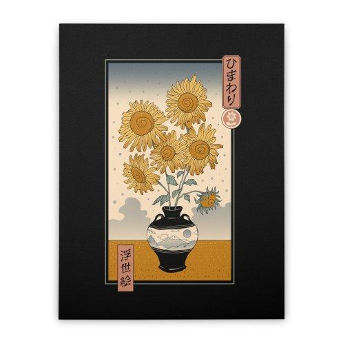 image for Sunflower Ukiyo-e