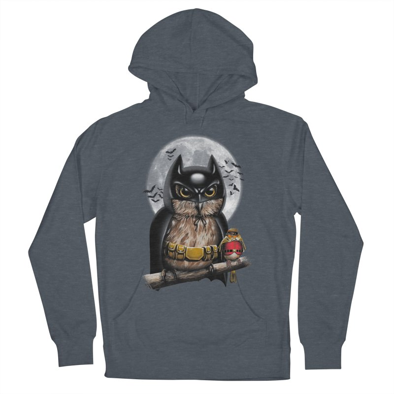 Knight Owl Women's Pullover Hoody by vincenttrinidad's Artist Shop