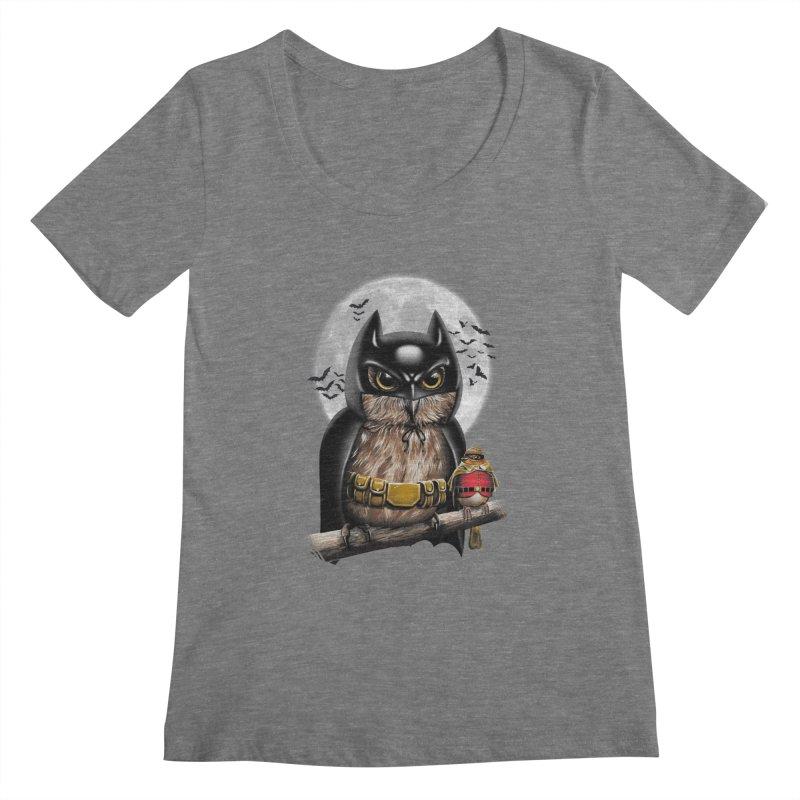 Knight Owl   by vincenttrinidad's Artist Shop