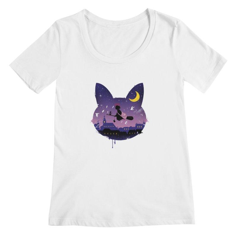 Midnight Cat Stroll   by vincenttrinidad's Artist Shop