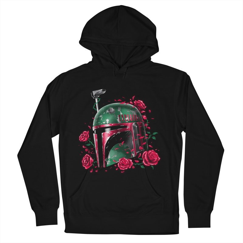 Phantom of the Empire Fett Women's Pullover Hoody by vincenttrinidad's Artist Shop