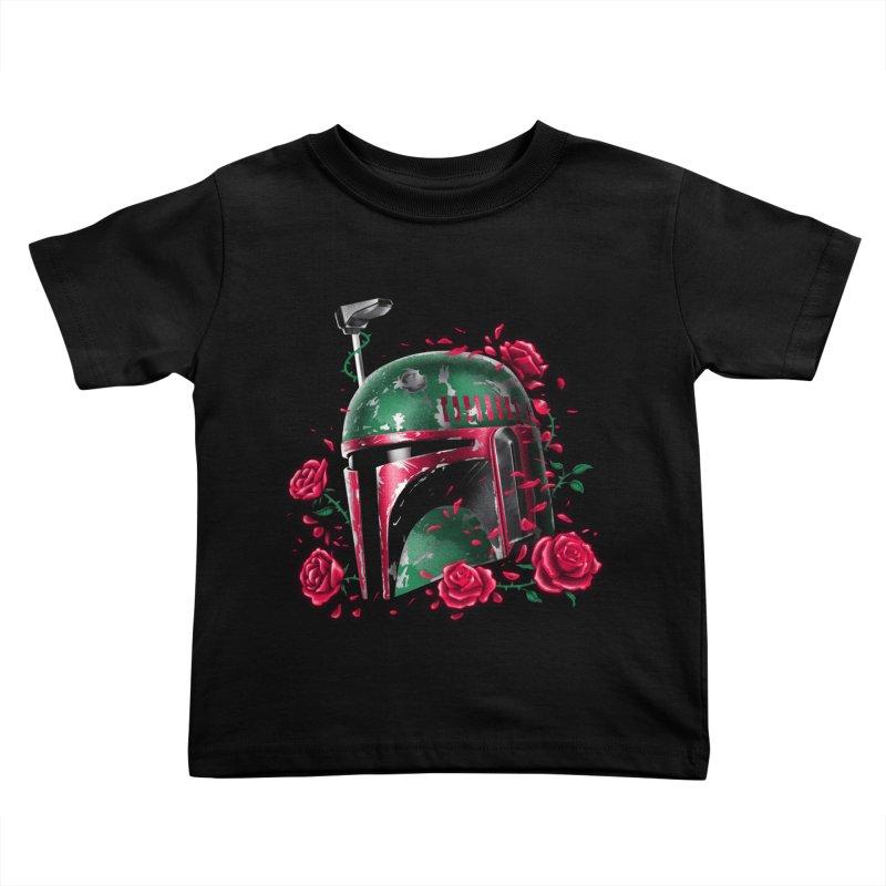 Phantom of the Empire Fett Kids Toddler T-Shirt by vincenttrinidad's Artist Shop