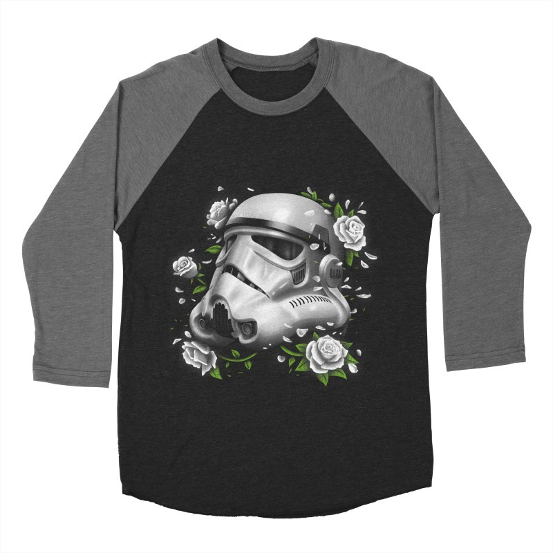 Phantom of the Empire Trooper Men's Baseball Triblend T-Shirt by vincenttrinidad's Artist Shop